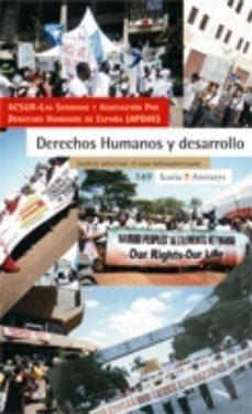 Portada de Derechos Humanos Y Desarrollo
