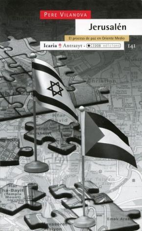Portada de Jerusalen: El Proceso De Paz En Oriente Medio