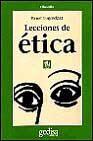 Portada de Lecciones De Etica