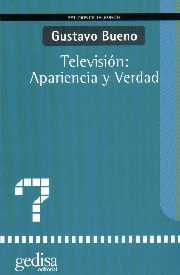 Portada de Television: Apariencia Y Verdad