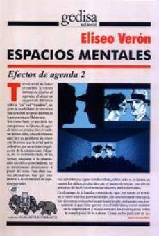 Portada de Espacios Mentales: Efectos De Agenda 2