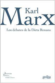 Portada de Los Debates De La Dieta Renana