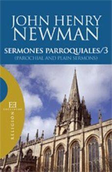 Portada de Sermones Parroquiales 3