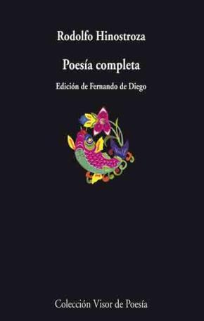 Portada de Poesia Completa Hinostroza