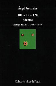 Portada de 101 + 19 = 120 Poemas