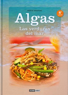 Portada de Algas: Las Verduras Del Mar