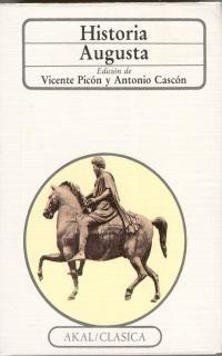 Portada de Historia Augusta