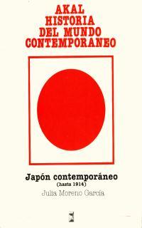 Portada de Japon Contemporaneo: Hasta 1914