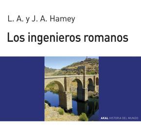 Portada de Los Ingenieros Romanos