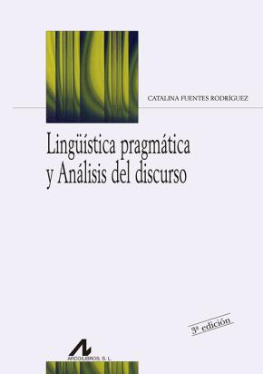 Portada de Linguistica Pragmatica Y Analisis Del Discurso