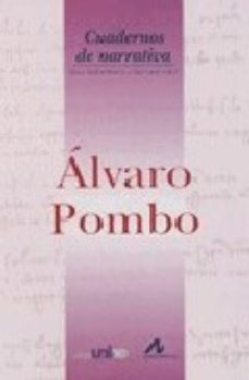 Portada de Cuadernos De Narrativa: Alvaro Pombo