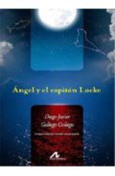 Portada de Angel Y El Capitan Locke