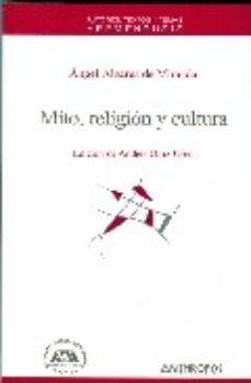 Portada de Mito, Religion Y Cultura