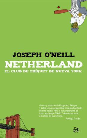 Portada de Netherland: El Club De Criquet De Nueva York