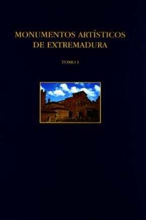 Portada de Monumentos Artisticos De Extremadura