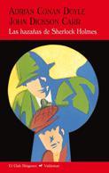 Portada de Las Hazañas De Sherlock Holmes