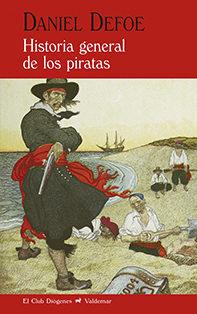 Portada de Historia General De Los Piratas