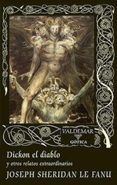 Portada de Dickon El Diablo