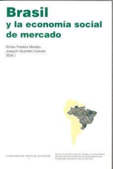 Portada de Brasil Y La Economia Social De Mercado