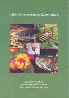 Portada de Especies Invasoras En Extremadura