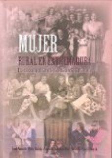 Portada de Mujer Rural En Extremadura