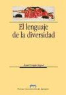Portada de El Lenguaje De La Diversidad