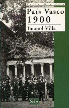 Portada de Pais Vasco 1900