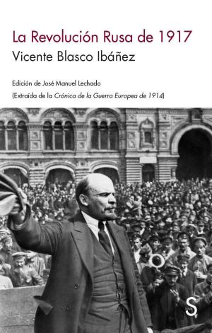 Portada de La Revolucion Rusa De 1917