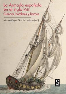 Portada de La Armada Española En El Siglo Xviii