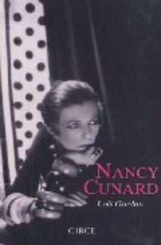 Portada de Nancy Cunard