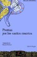 Portada de Poemas Por Los Sueños Muertos (ed. Bilingue Esloveno-español)