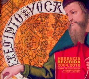 Portada de Herencia Recibida, 2004/2010