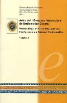 Portada de Actas Del I Congreso Intercional De Emblematica General = Proceed Ings Of First Internacional Conference On General Emblematics (3 Vols.) (ed. Bilingue Español-ingles)