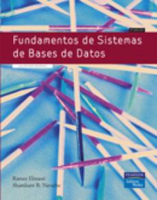 Portada de Fundamentos De Sistemas De Bases De Datos (5ª Ed.)