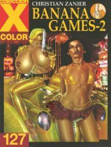 Portada de X 127: Banana Games 2