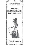 Portada de Gertrudis Gomez De Avellaneda, La Dolorida Pasion