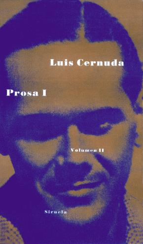 Portada de Prosa I: Obra Completa (vol.ii)