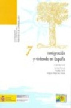 Portada de Inmigracion Y Vivienda En España (documentos Del Observatorio Per Manente De La Inmigracion)