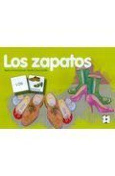 Portada de Los Zapatos. Pictogramas 3