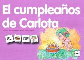 Portada de El Cumpleaños De Carlota