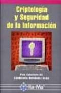 Portada de Criptologia Y Seguridad De La Informacion (vi Recsi), Actas