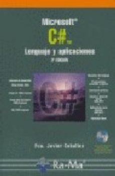 Portada de Microsoft C@: Lenguaje Y Aplicaciones, 2ª Ed.