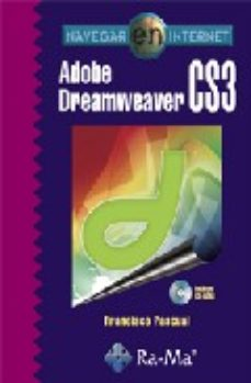 Portada de Navegar En Internet: Adobe Dreamweaver Cs3