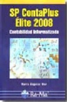 Portada de Guia De Campo De Sp Contaplus  Elite 2008. (2ª Edicion)