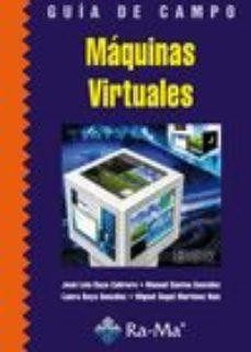 Portada de Guia De Campo Maquinas Virtuales