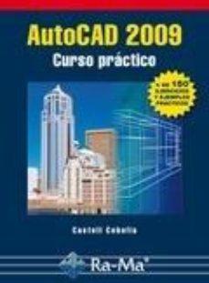 Portada de Autocad 2009: Curso Practico