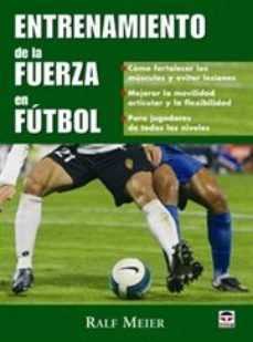 Portada de Entrenamiento De La Fuerza En Futbol