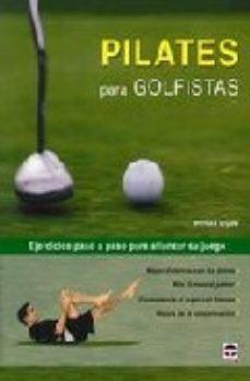 Portada de Pilates Par Golfistas