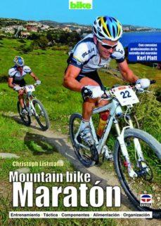 Portada de Mountain Bike Maraton