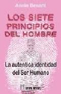 Portada de Los Siete Principios Del Hombre: La Autentica Identidad Del Ser H Umano